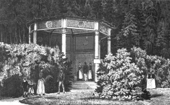 stahlbrunnen