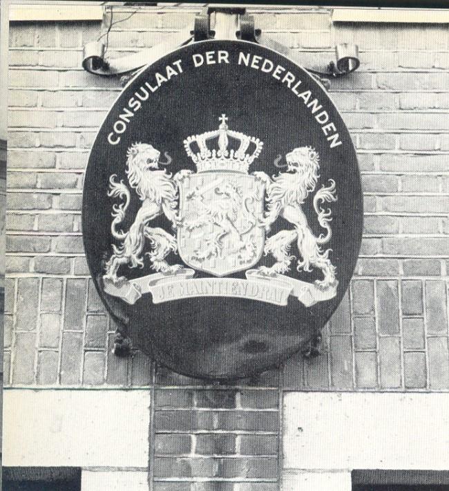 Kent u het Nederlandse consulaat in Kleve?