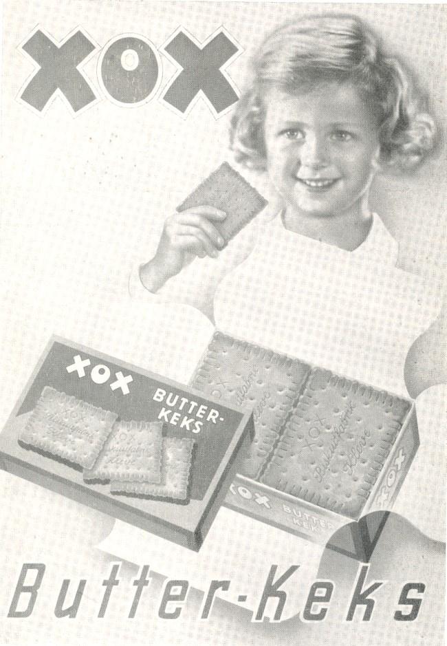 Heerlijke XOX zandkoek uit Kleve