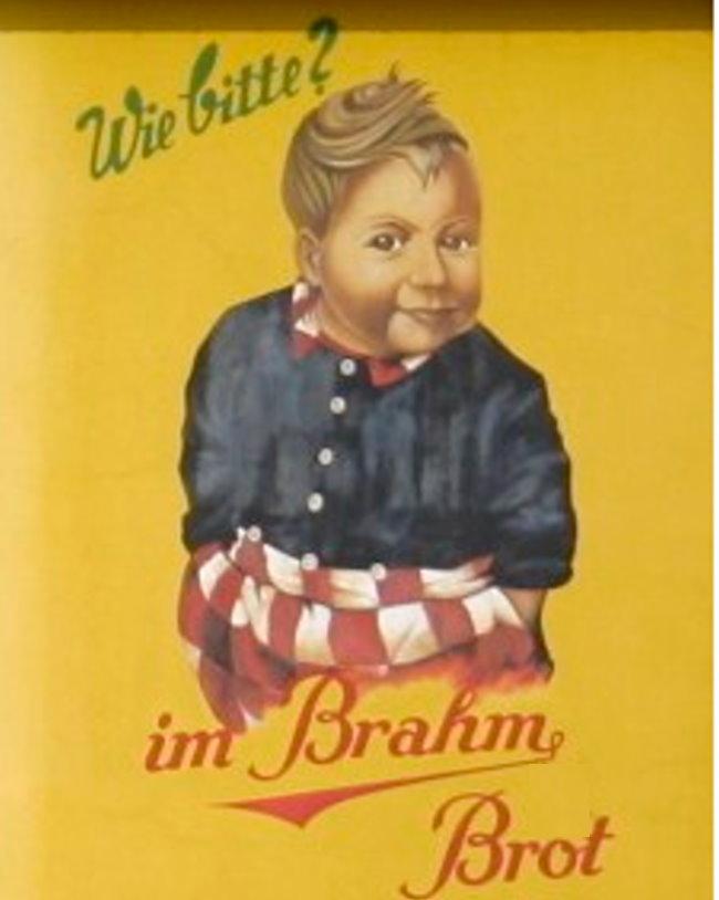 Erinnerst Du Dich noch an im Brahm Brot in Kleve?