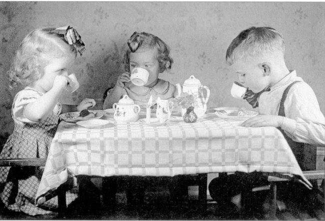 Hast Du so auch Kindergeburtstag in Kleve gefeiert?