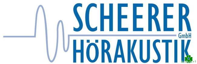 Scheerer Hörakustik GmbH Kleve