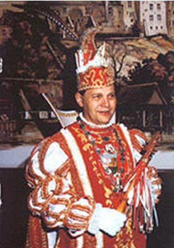 """1983 Prinz Aloys der Närrische """"Aloys Vehreschild"""""""
