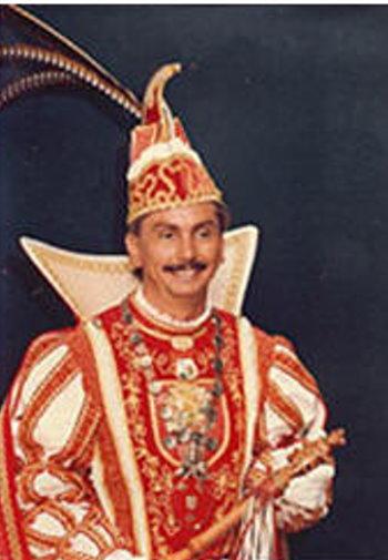 """1987 Prinz Fred der Schnittige """"Fred Quinkertz"""""""