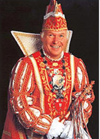 """1988 Prinz Willi der Mobile """"Willi Seeger"""""""