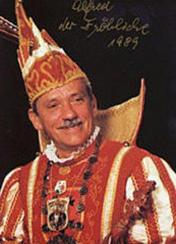 """1989 Prinz Alfred der Fröhliche """"Alfred Craemer"""""""