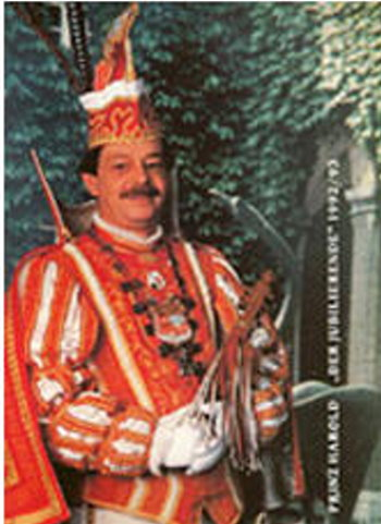 "1993 Prinz Harold der Jubilierende ""Harold Klösters"""