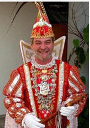 "2002 Prinz Jonny der Farbenfrohe ""Jonny Jansen"""