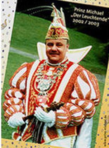 """2003 Prinz Michael-der-Leuchtende """"Michael Lukassen"""""""