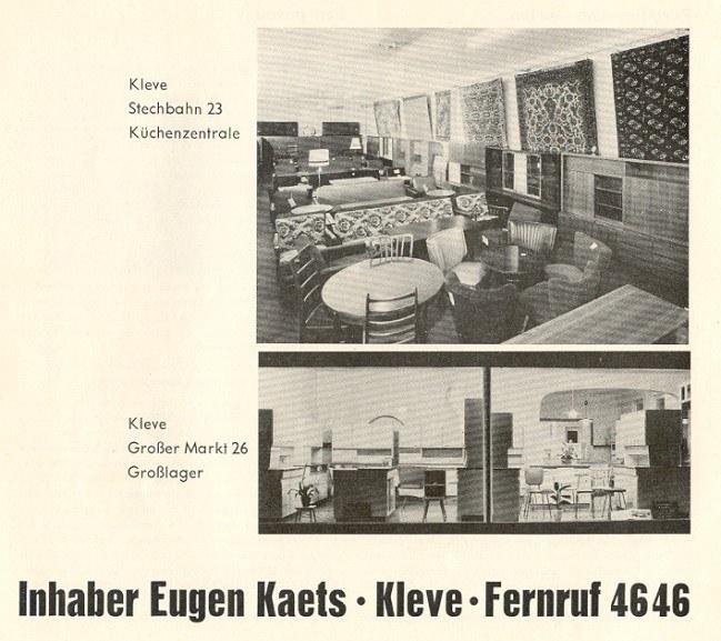 Kende je de Klever Möbelhof nog?