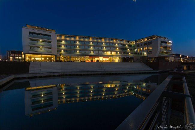 Rilano-Hotel Kleve - een avondimpressie