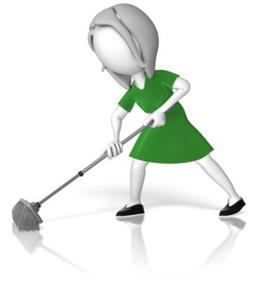 woman_stick_figure_sweeping_12743