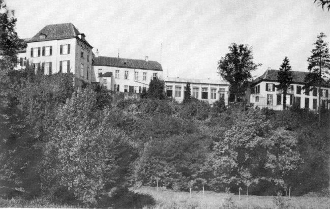 Het prachtige Prinzenhof van Kleve