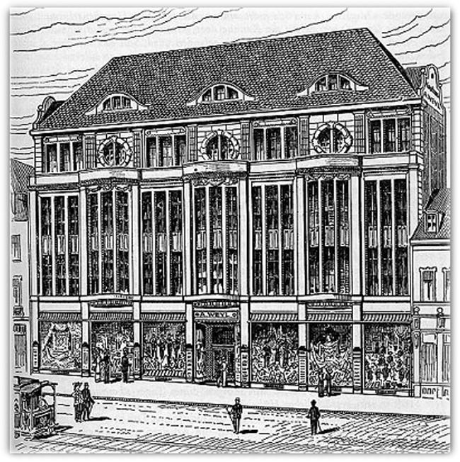 kaufhaus weyl