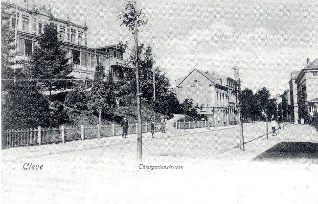 Ein Blick auf Hotel Bollinger