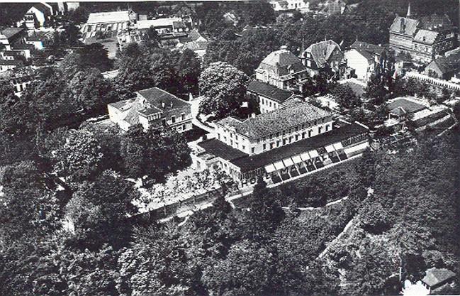 Das unglaubliche Hotel Maywald in Kleve