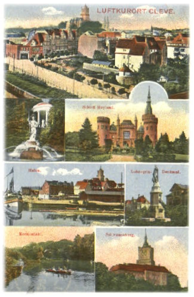 ansichtskarte 1920