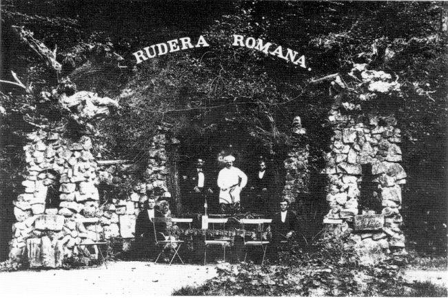 De wijnkelder van Hotel Robbers