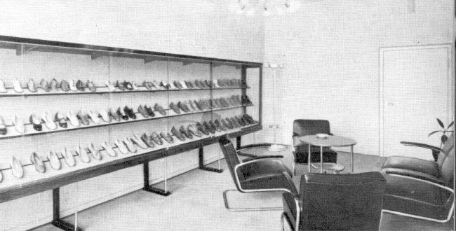 Kanntest Du das Musterzimmer der Schuhfabrik Pannier?