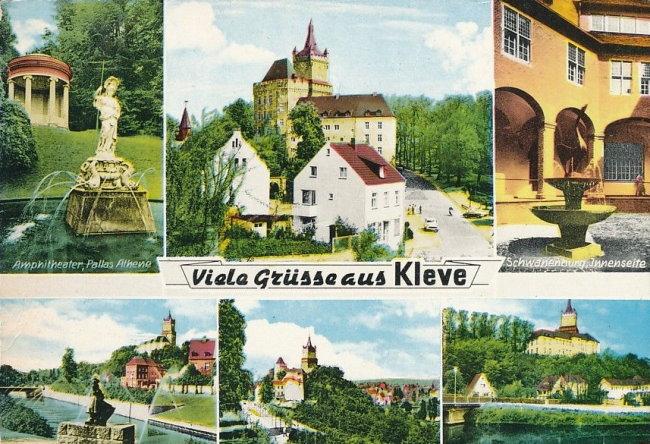 Kende je Kleef in 1965?