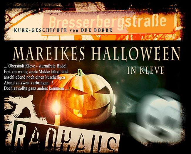 Halloween zu zweit +++