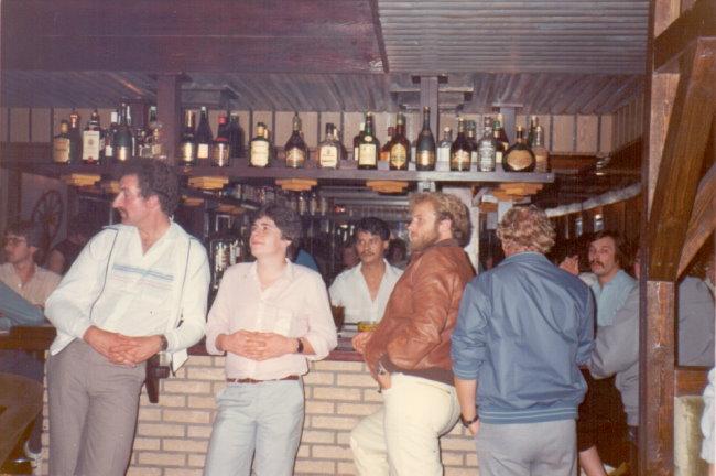 Weet je het nog? De onvergetelijke bar in Disco Caliente