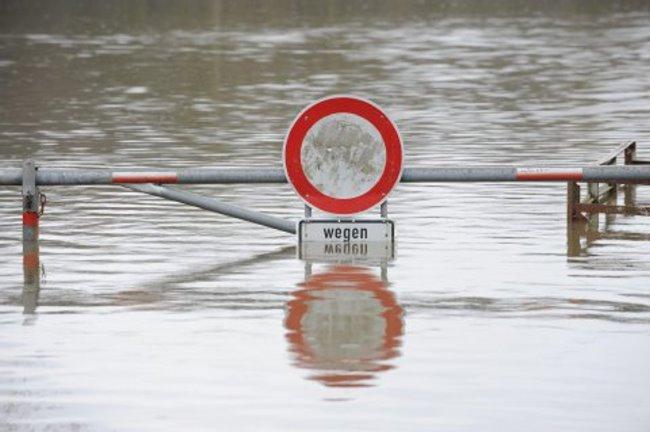 Getuige? Overstroming in de jaren 90