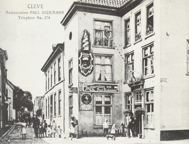 Mooi Klever-verhaal: de prachtige restauratie Paul Dickmann