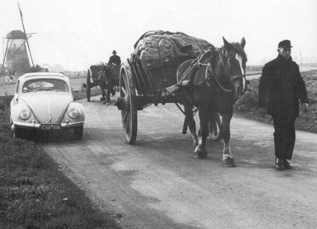 Tabak-Transport im Kleverland