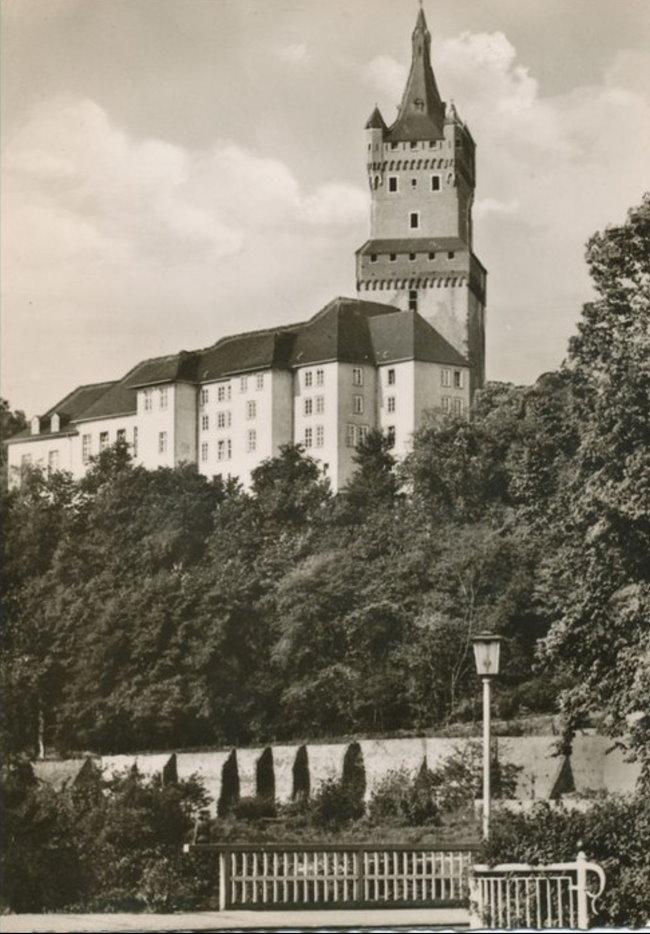 Die Schwanenburg ganz ohne Uhr