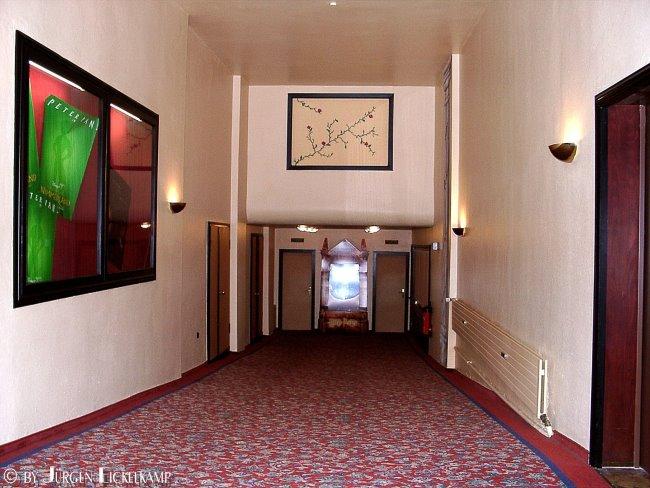 Erinnerst Du Dich? Das Burgtheater in Kleve - Der Aufgang