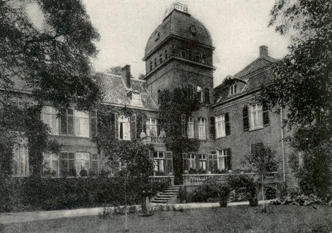 Kennst Du das Herz-Jesu-Kloster in Kleve?
