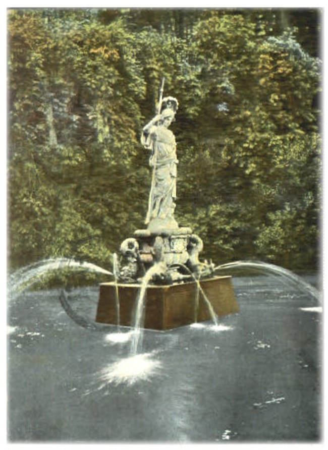 Ooit was het zo mooi: de trotse Minerva uit Kleve
