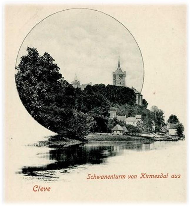 Kirmesdal in Cleve