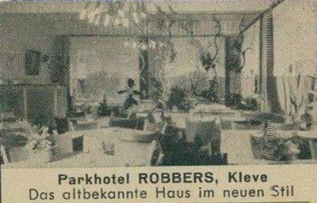 Robbers - altbekanntes Haus im neuen Stil