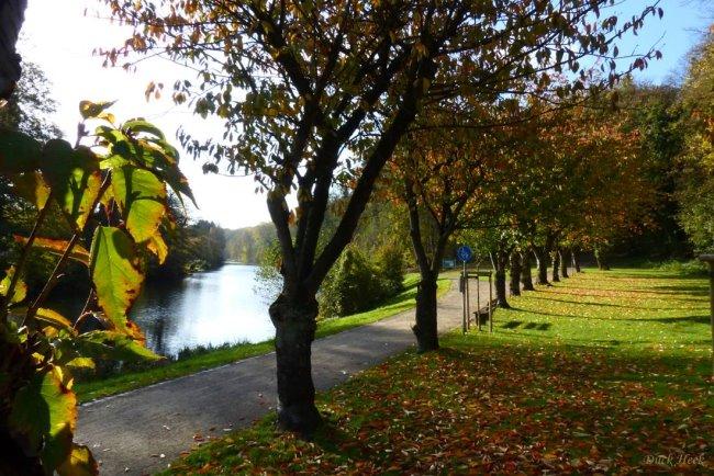 Herbst-Einzug in Kleve