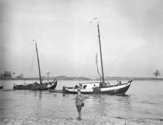 Der Fisch-Jäger von Keeken