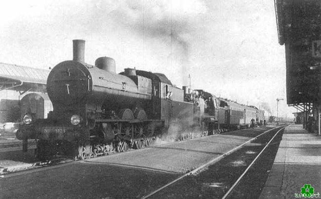 Heb je ook de trein van Kleve naar Nijmegen genomen?