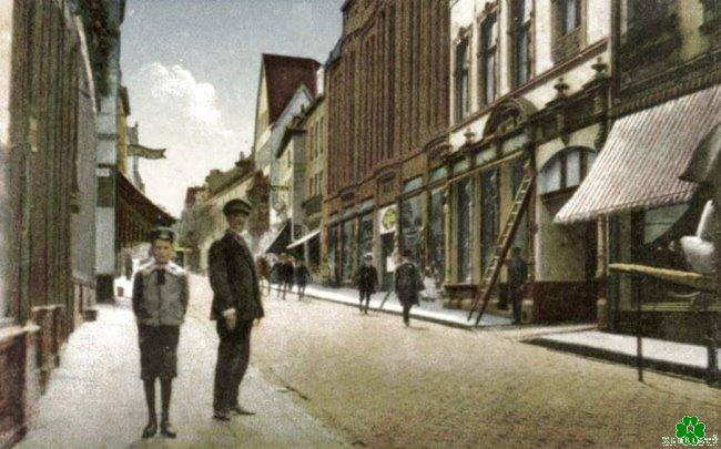 Kaufhof-Vorgänger: Weyl - das Kaufhaus an der Großen Straße in Kleve