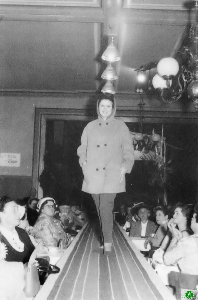 Is er nog steeds een modeshow in Kleve zoals toen in Hotel Bollinger?