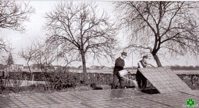 Was er echt zonne-energie in de jaren dertig?