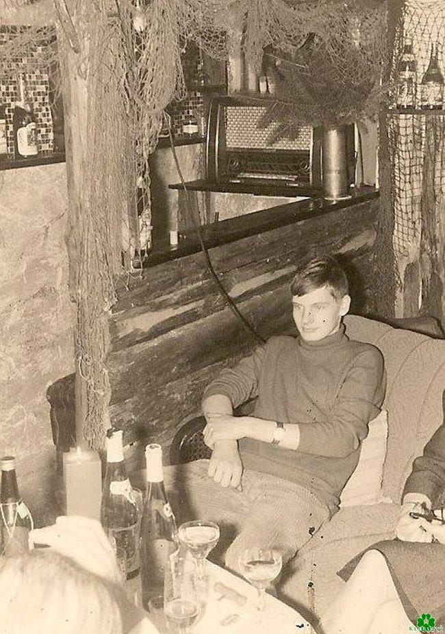 Had je ook een kelderbar in het Kleve van de Golden Sixties?
