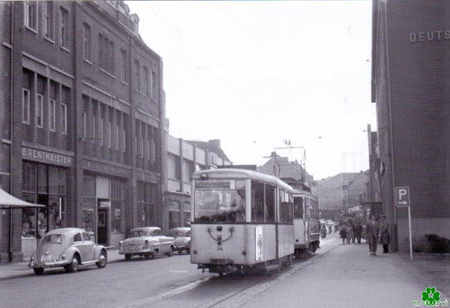 Kende u de Herzogstrasse voor Woolworth en McDonald's?