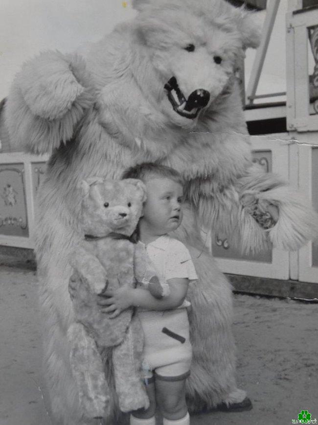 Hattest Du als Kind Angst auf der Klever Kirmes?
