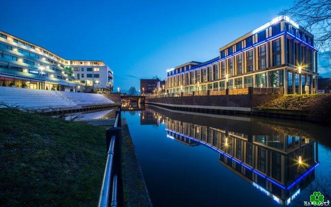 Wat vind je van de moderne stad Kleef?