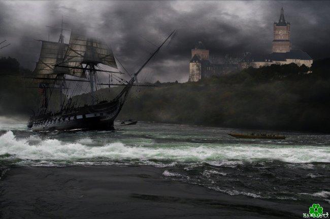 Erstaunlich: Piraten auf dem Kermisdahl?