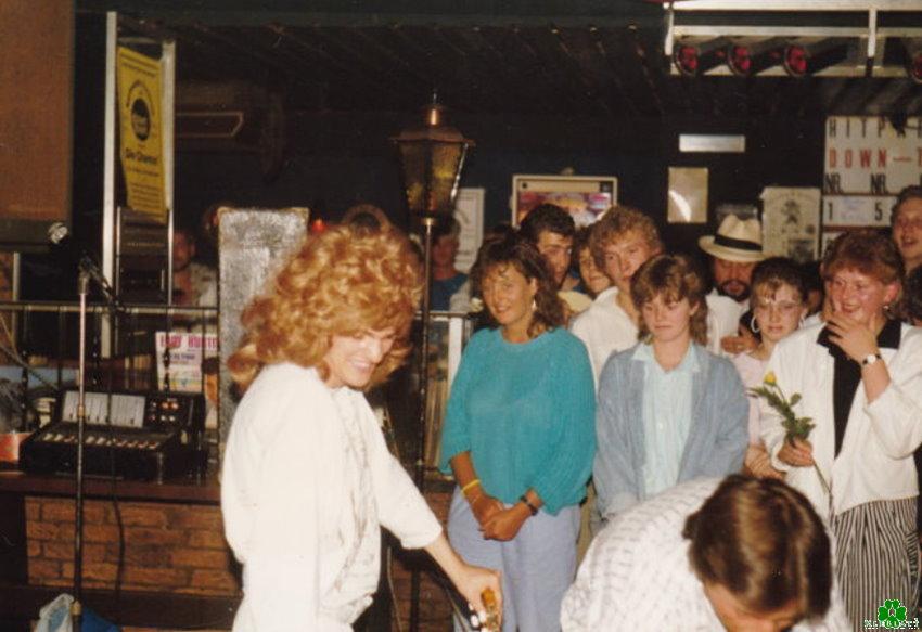 Wie herinnert zich deze gastrol in Disko Down Town Kleve nog?