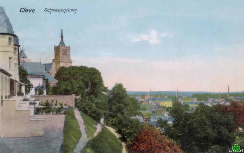 Vom Prinzenhof in die Unterstadt