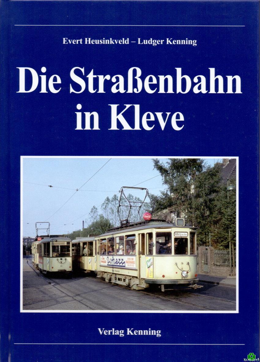 Die Straßenbahn in Kleve