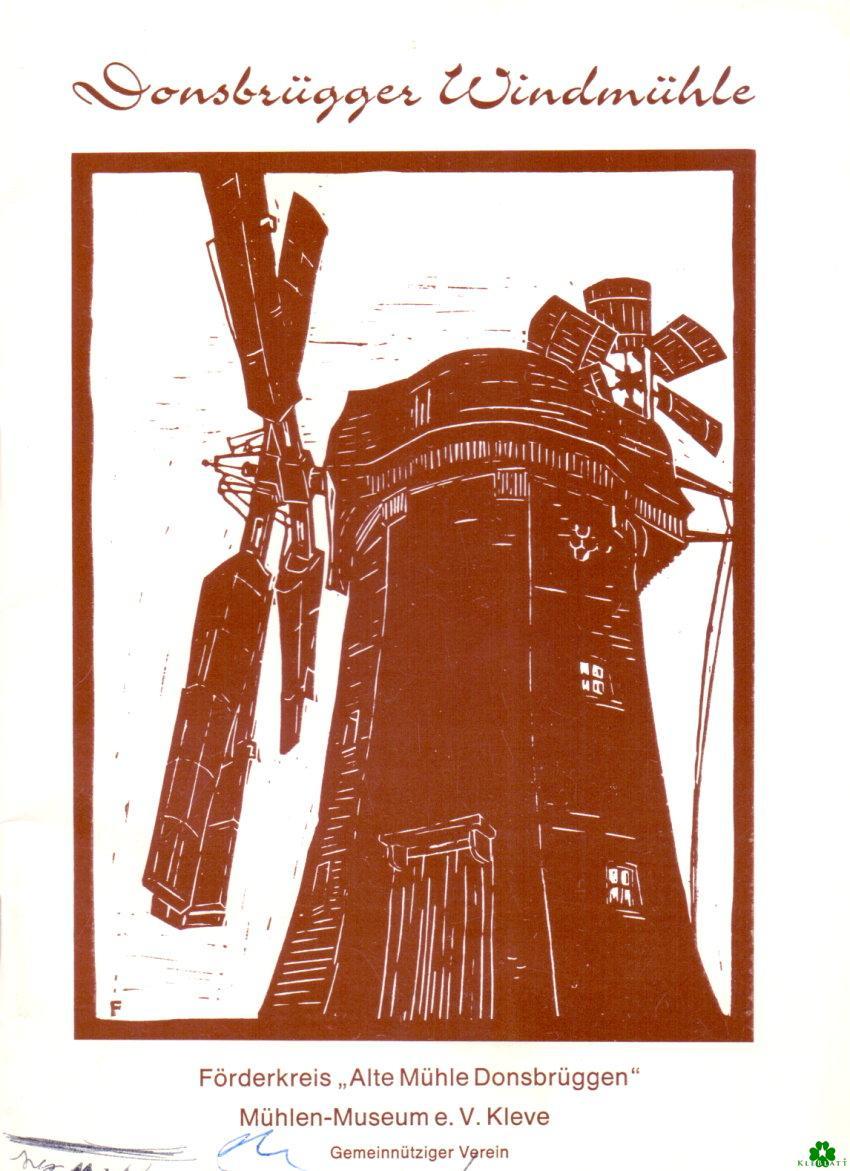 Donsbrügger Windmühle